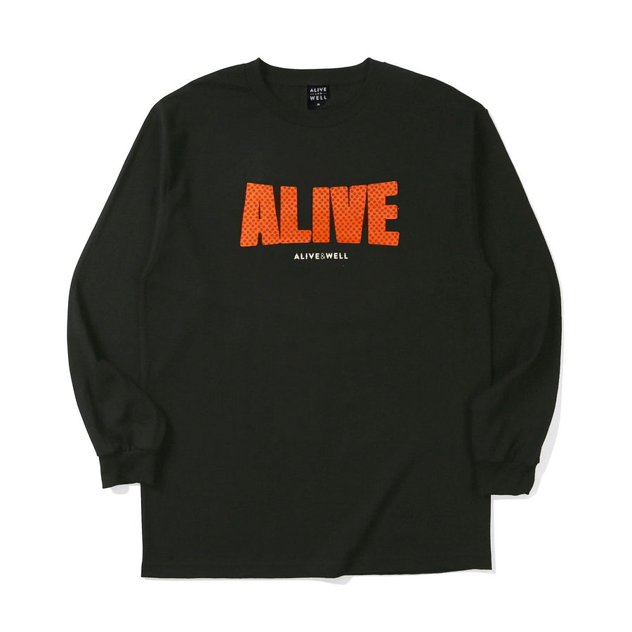 End Of The World Champs L/S T-Shirt Black