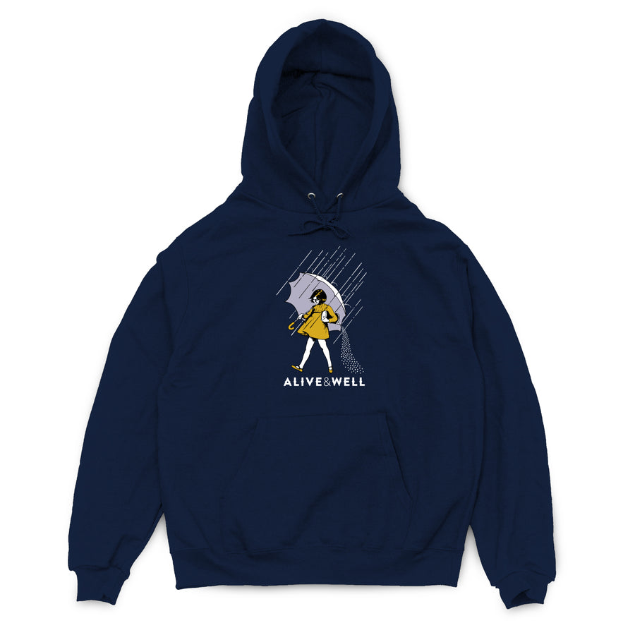 Salt Hoody - Navy