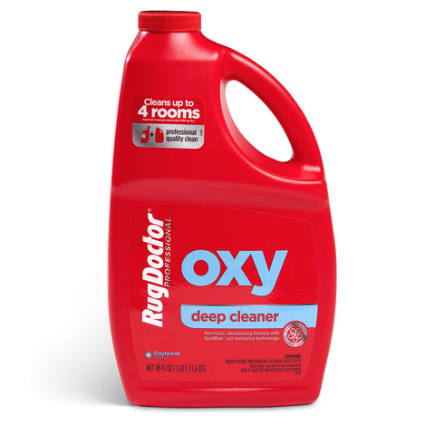 Oxy Deep Cleaner Rug Doctor
