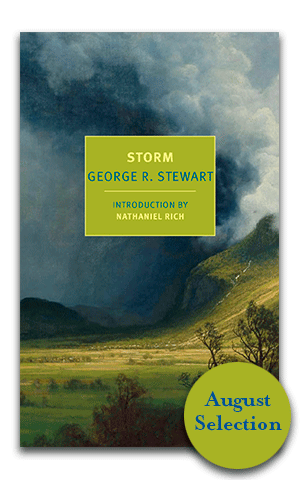 Storm NYRB August Books Club Selection