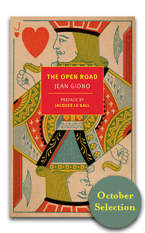 October Book Club Selection The Open Road