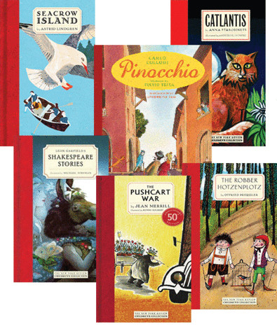 International Classics for Children