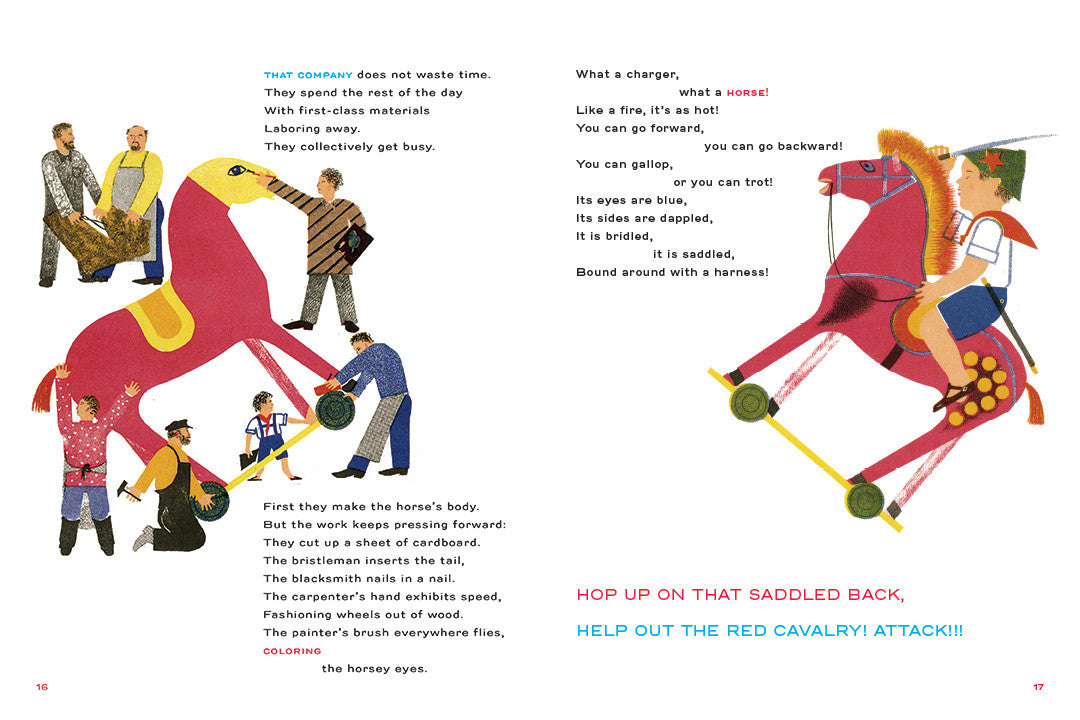 The Fire Horse Childrens Poems New York Review Books