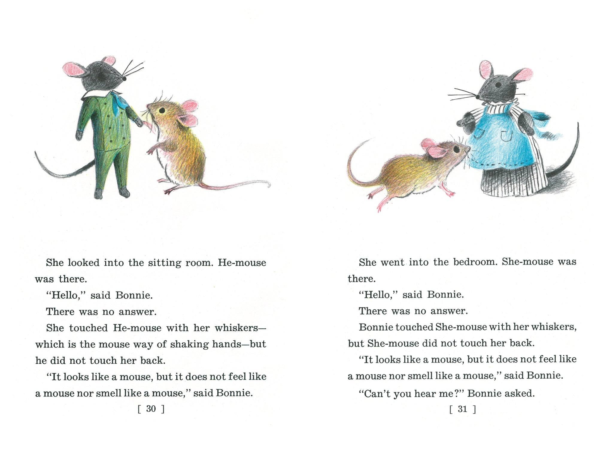 Mouse House New York Review Books