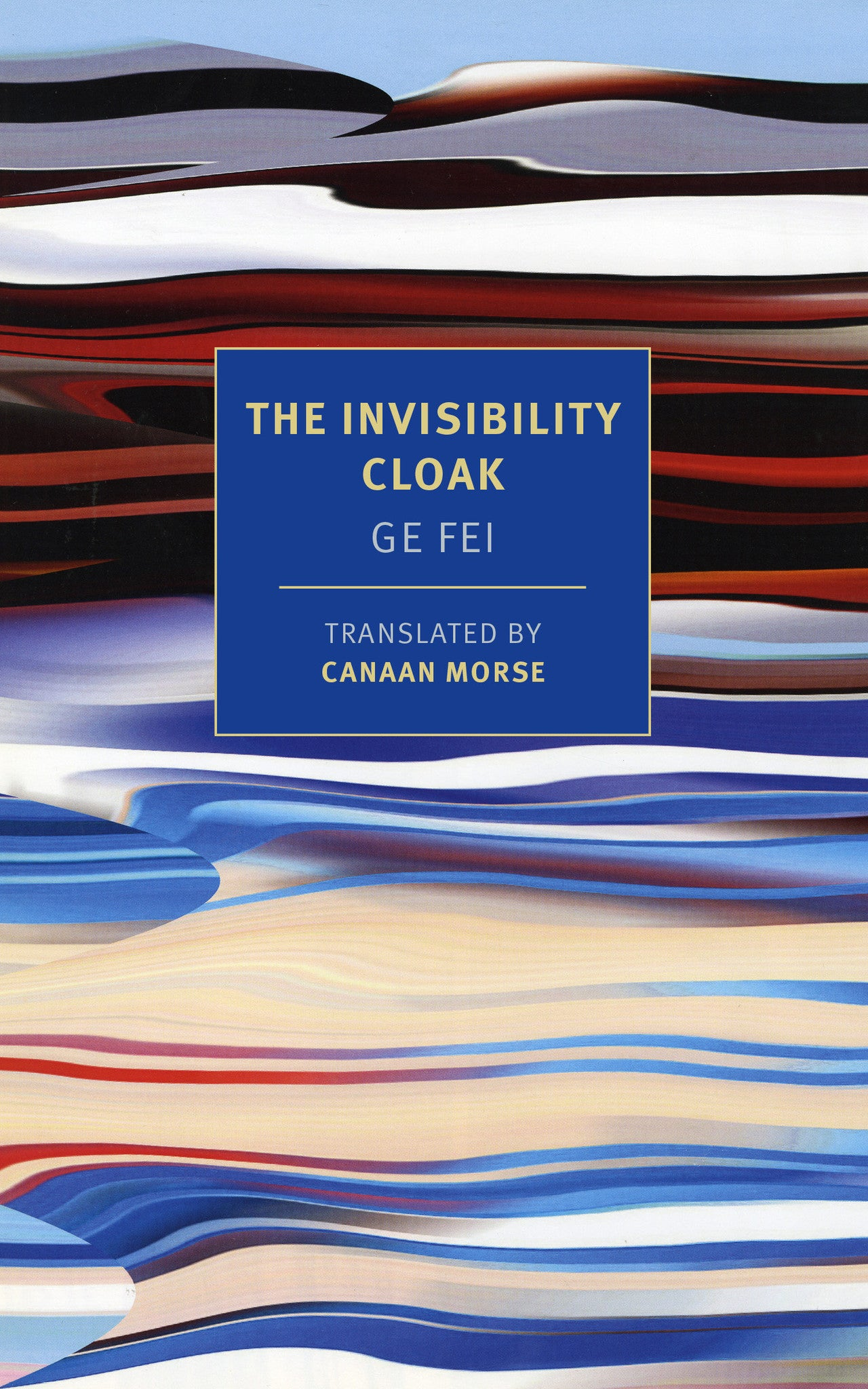 the invisibility cloak new york review books