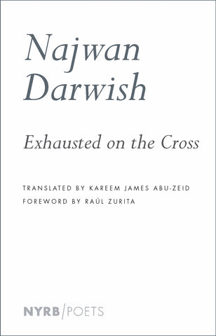 Exhausted on the Cross