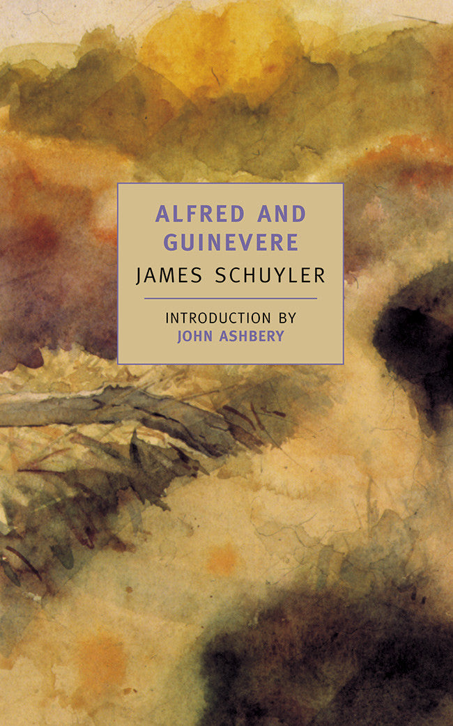Slikovni rezultat za James Schuyler, Alfred and Guinevere,