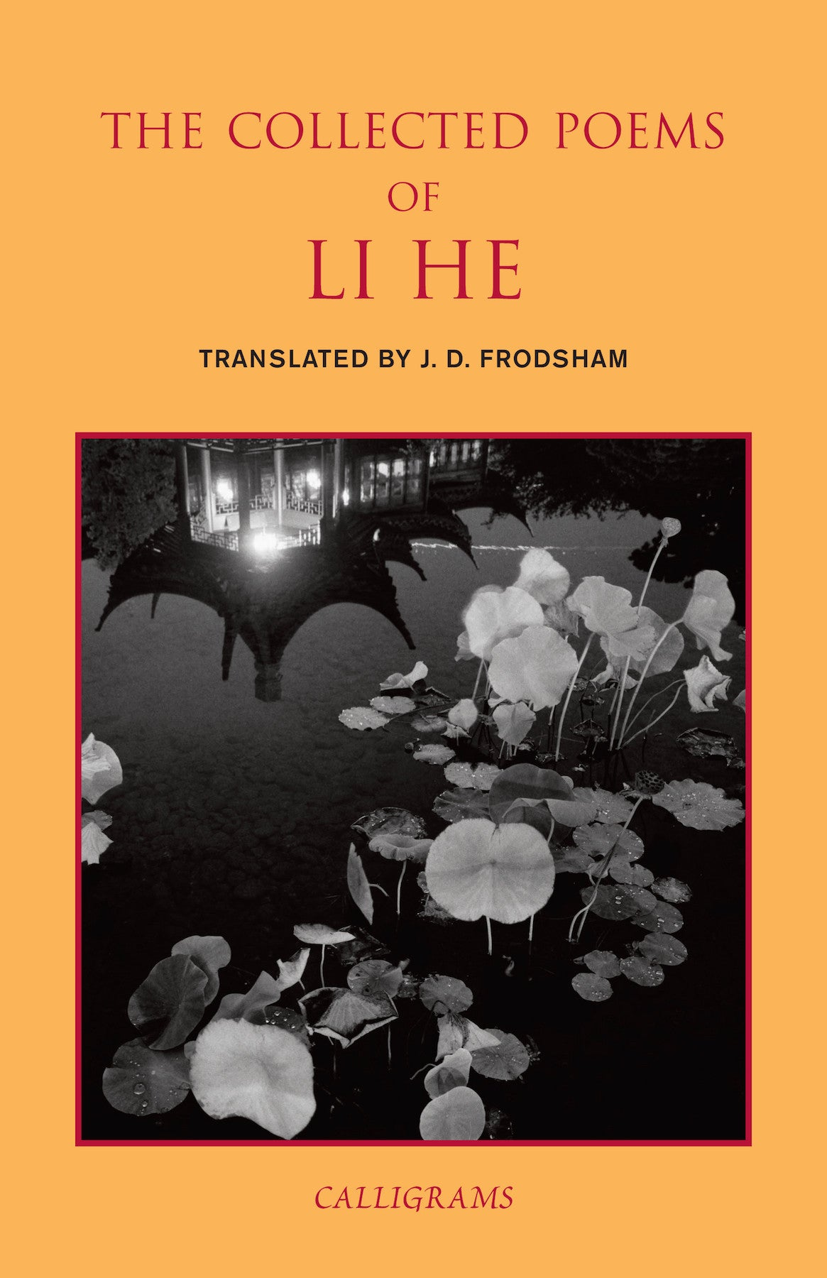 Image result for Li He, The Collected Poems of Li He,