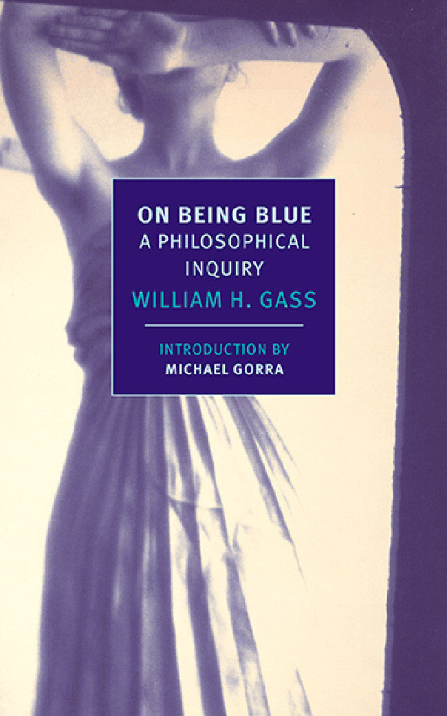On Being Blue New York Review Books border=