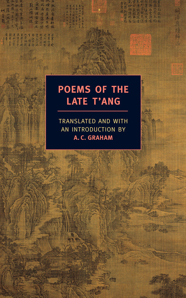 the collected poems of li he calligrams