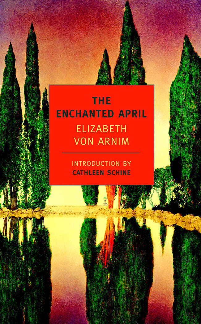 Image result for enchanted april book