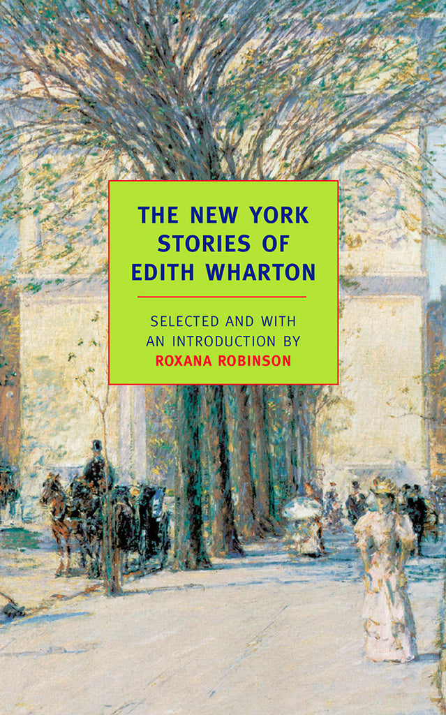 The New York Stories of Edith Wharton