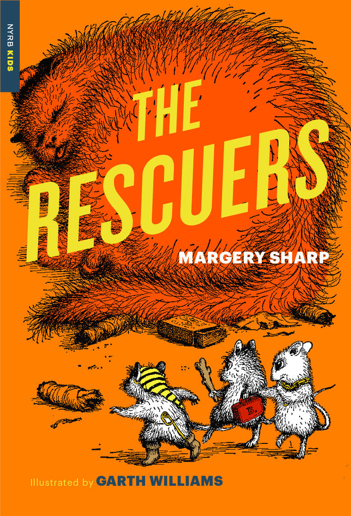 The Rescuers (Paperback)