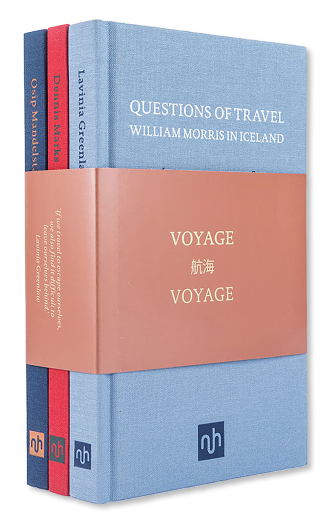 Voyage: A Notting Hill Editions Gift Set