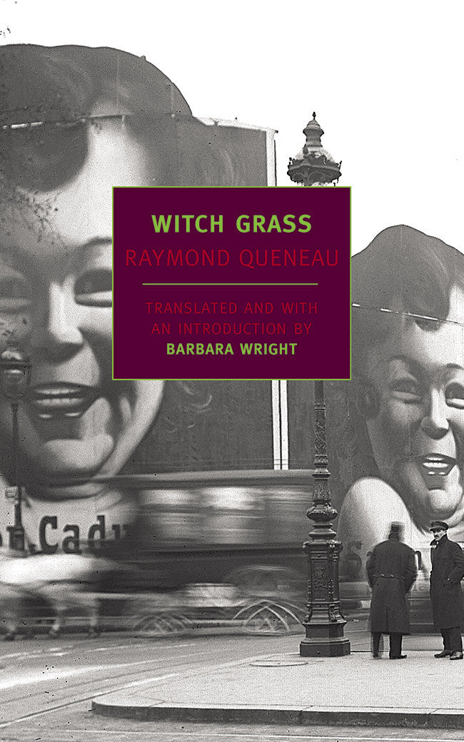 Witch Grass New York Review Books