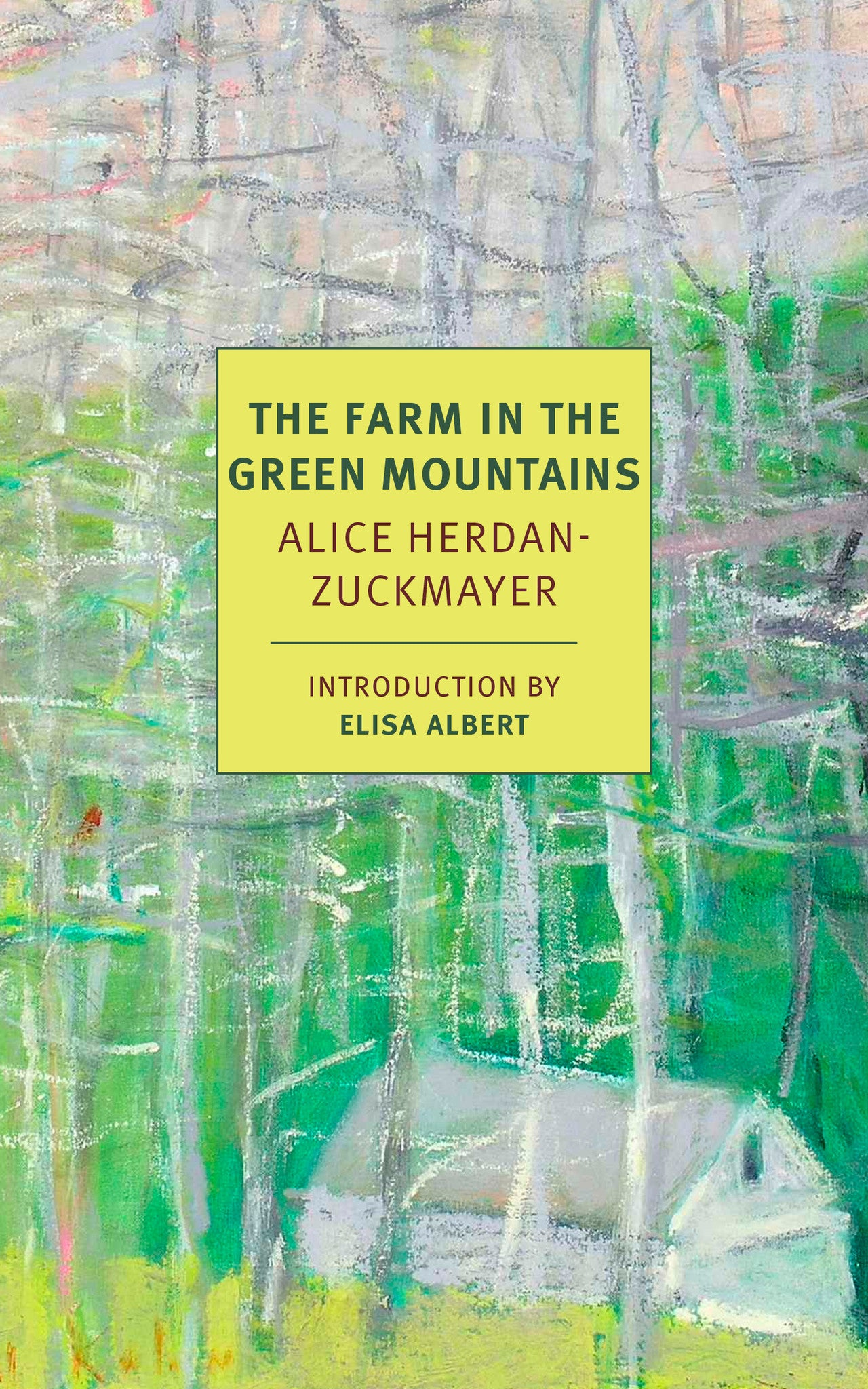 the farm in the green mountains new york review books