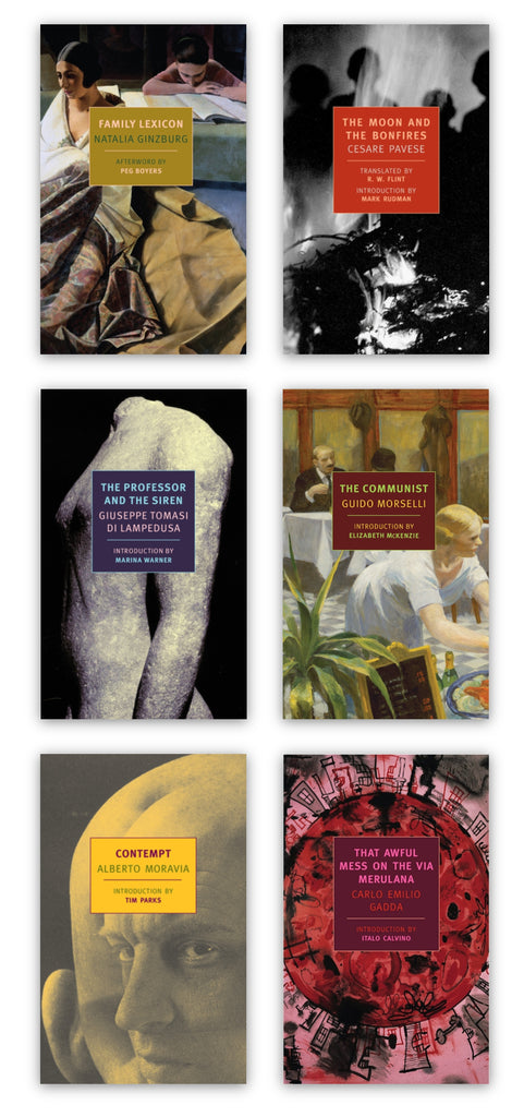 Italian Classics in Translation