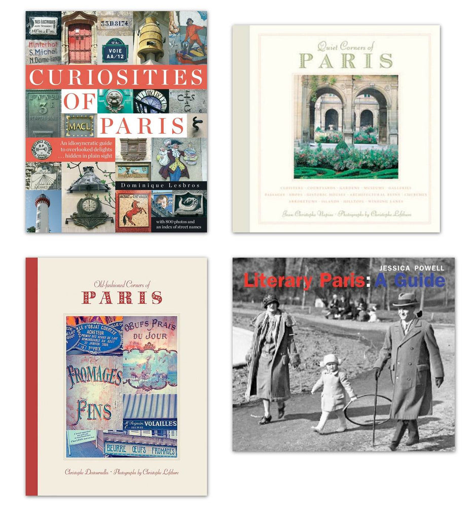 Literary, Architectural, Historic and Hidden Paris
