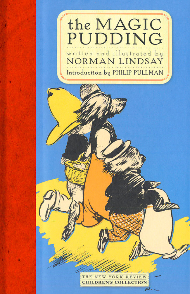 the Adventures of Bunyip Bluegum by Norman Lindsay Hardback The Magic Pudding