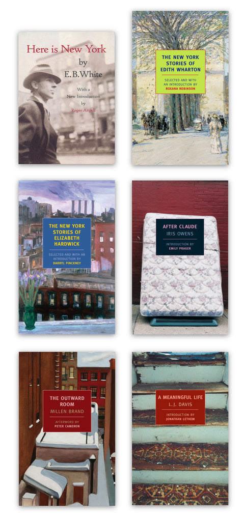 New York: A Literary Visit