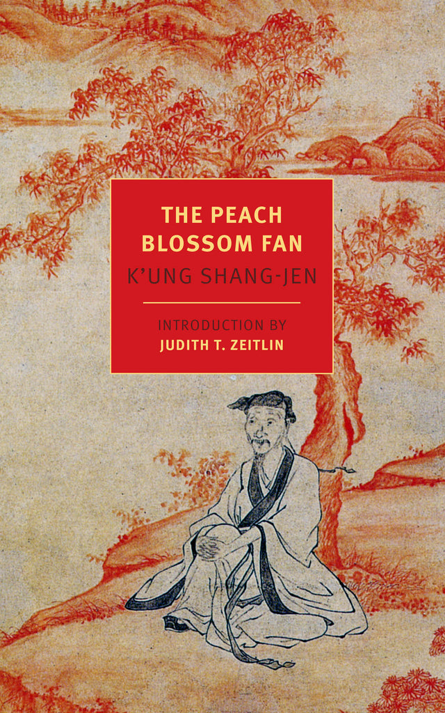 The Peach Blossom Fan