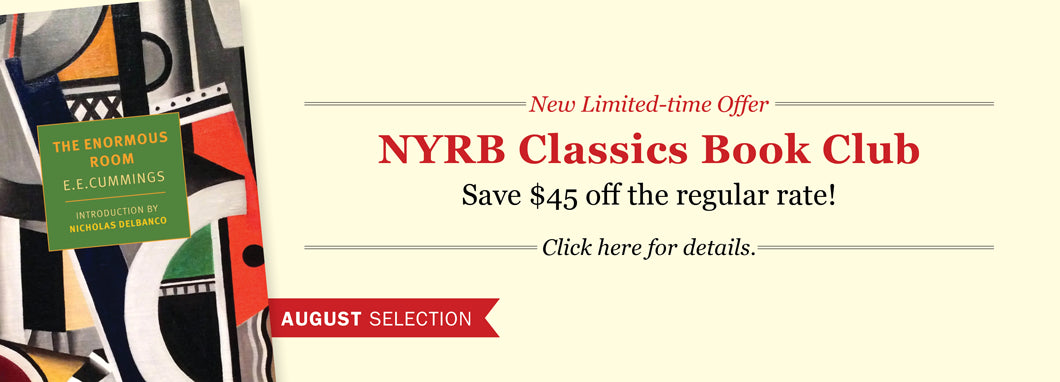 The NYRB Classics Book Club