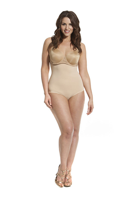 Hooked Up Shapewear 1070 Brief