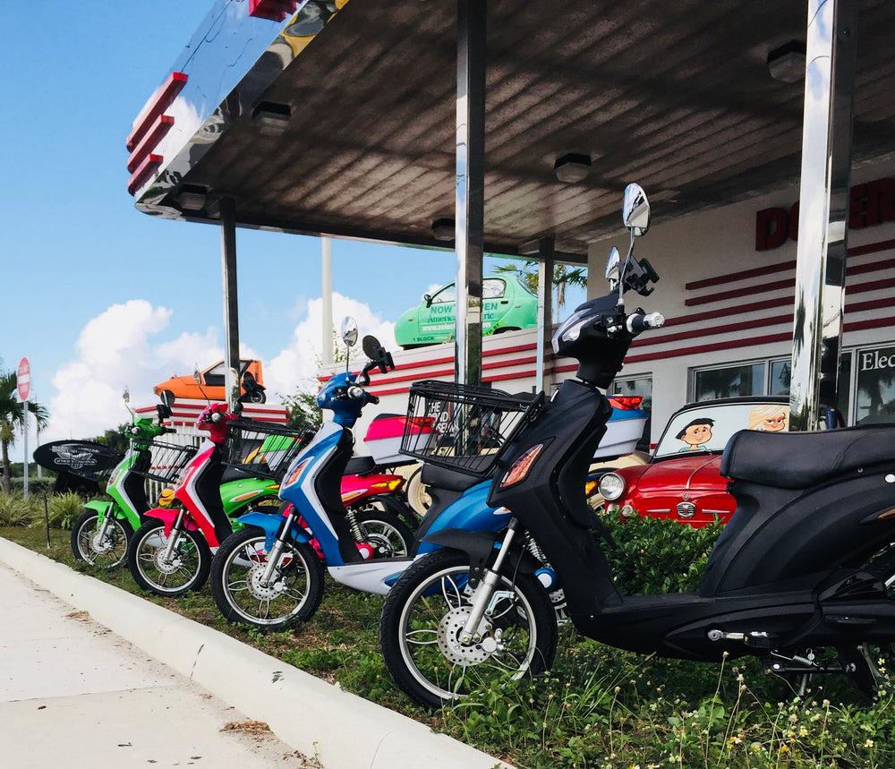 American Electric Concept retail Store Distributors and Resellers of Electric Bikes and Scooters