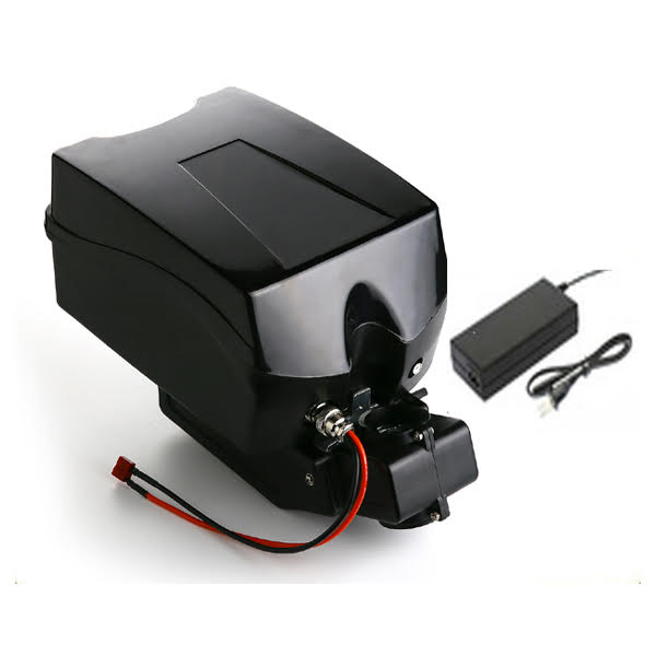 36V 8AH Lithium-Ion Battery rear rack