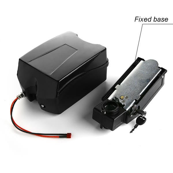 LITHIUM-ION BATTERY REAR RACK E-BIKE BICYCLE - 36V