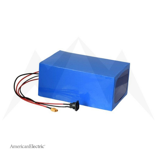 Lithium-ion Battery 60v 20ah | AmericanElectric