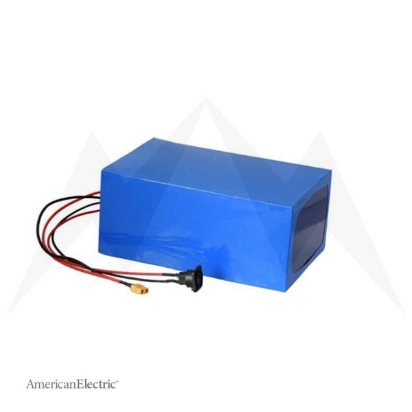 Lithium-ion battery 60v 35ah | AmericanElectric