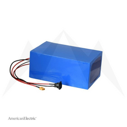 Lithium-ion battery 60v 40ah | AmericanElectric