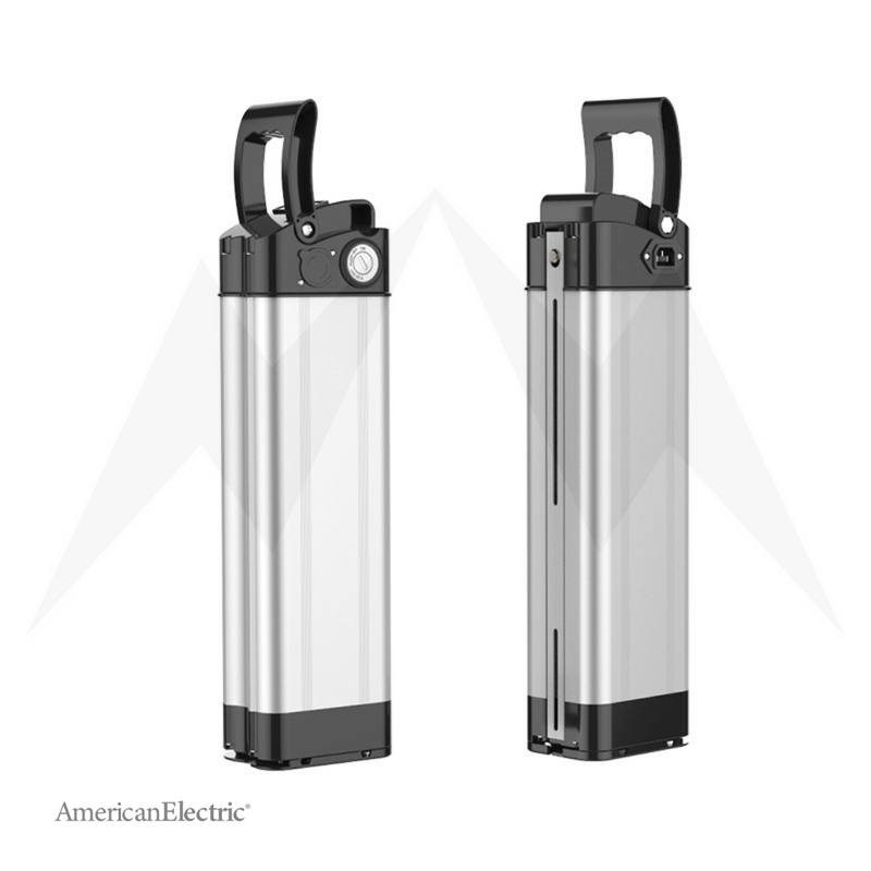 C5 Silver Lithium-Ion Battery Case