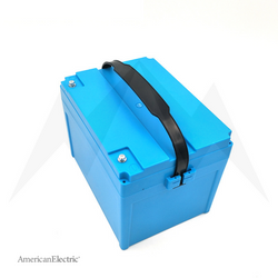 C11 Lithium-Ion Battery Case | AmericanElectric