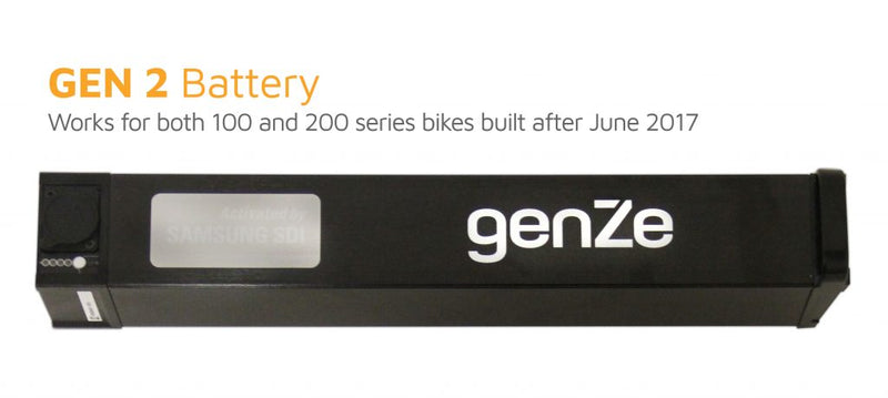 Gen2 Lithium-ion Battery | AmericanElectric