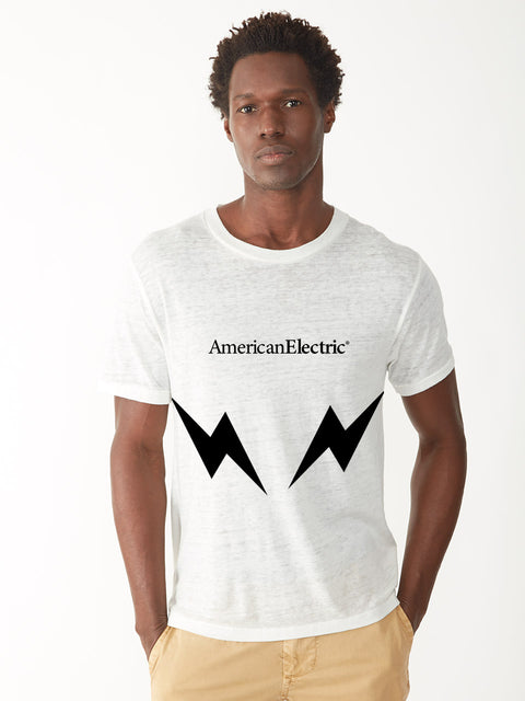 Tees American Electric Lightning