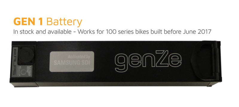 Gen1 Lithium-ion Battery | AmericanElectric
