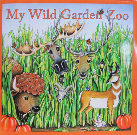 My Wild Garden Zoo - NEW RELEASE