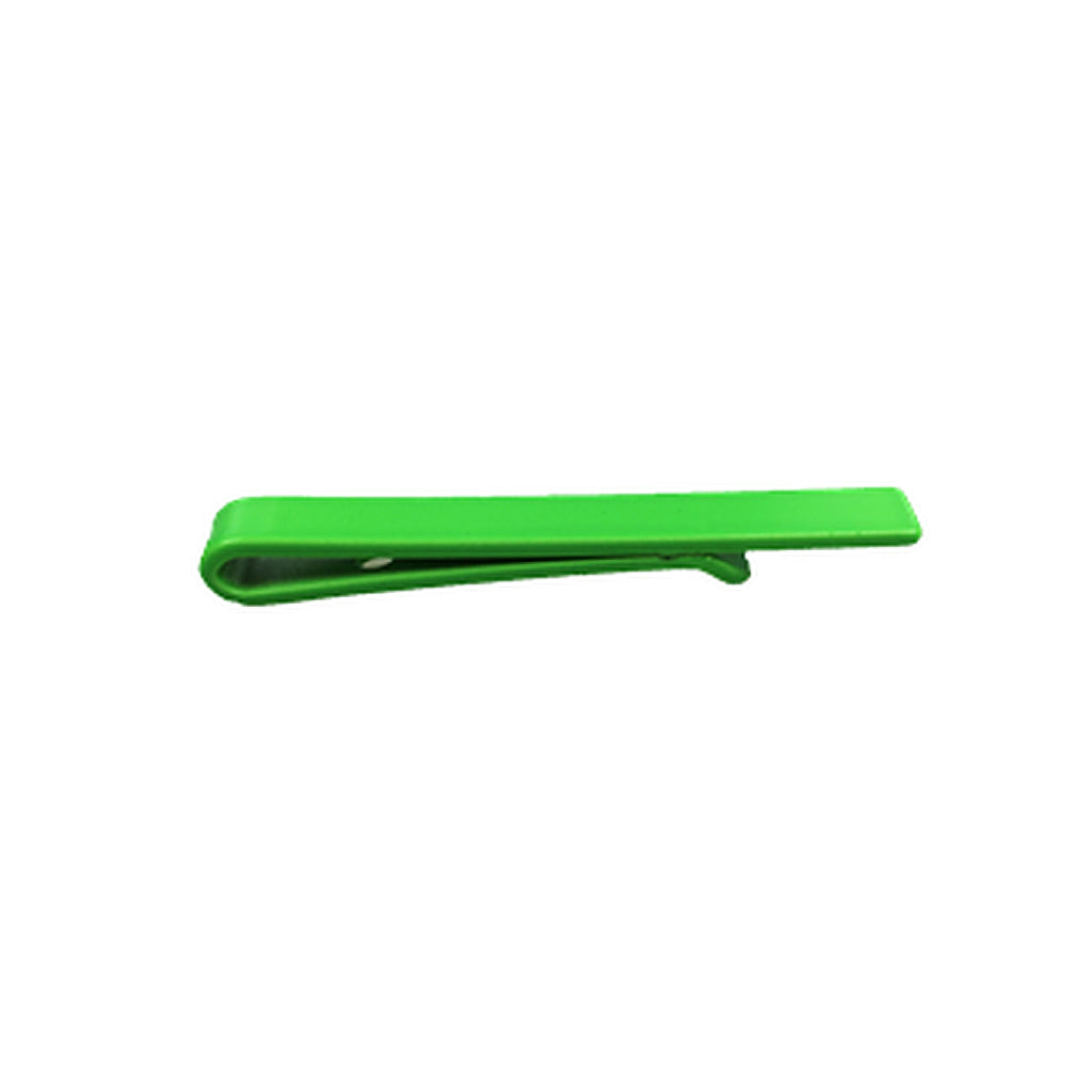 Accessories - Green Tie Clip