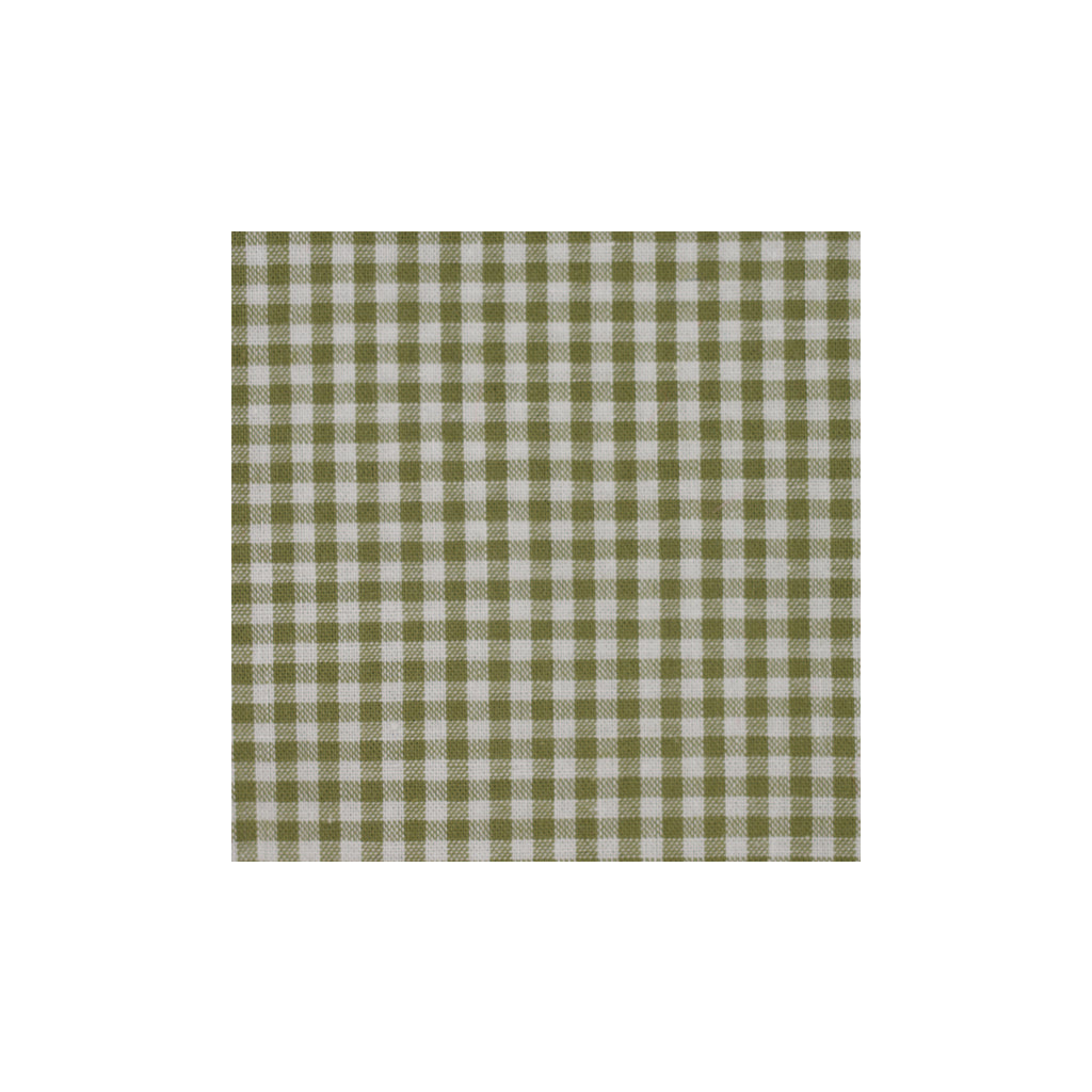 Brown Checkered Cotton Pocket Square