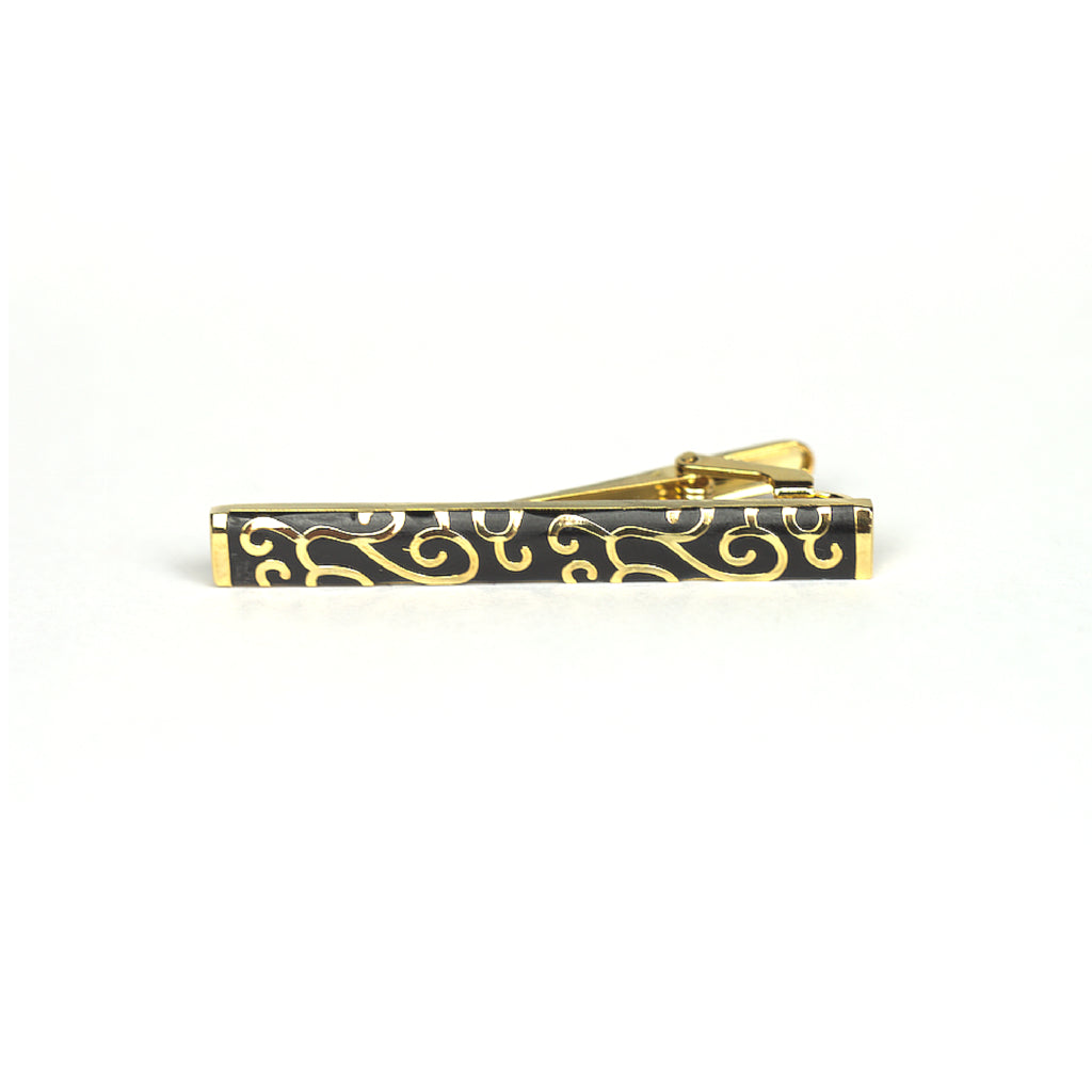 Buy A Tie, Get An Emblem Tie Clip 30% Off Today!