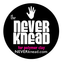 The NEVERknead Polymer Clay Kneading Machine Tool