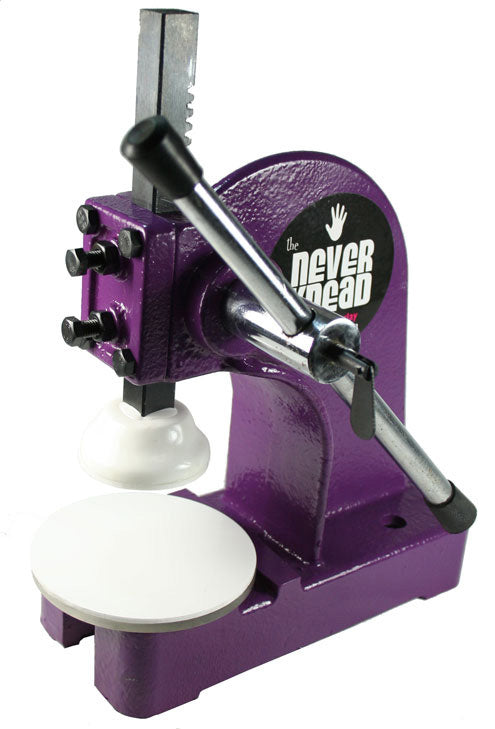The NEVERknead - save time and save your hands - polymer clay kneading (conditioning) machine tool
