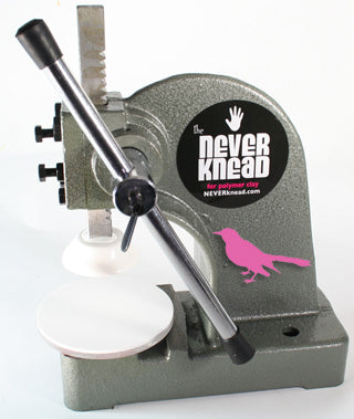 Put a bird on it - Portlandia reference - Decorate your NEVERknead Polymer Clay Kneading Machine