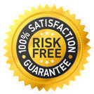 NEVERknead 100% Risk Free Guarantee