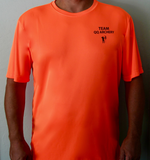 "T-Shirt ""Fall Orange Team"""