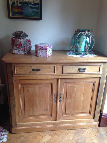 Vintage Pine Buffet - www.lovinglymadeltd.co.uk