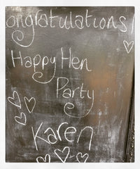 Congratulations to Karen!