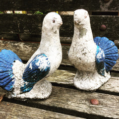 LOVE BIRDS - WWW.LOVINGLYMADELTD.CO.UK - LOVINGLY MADE LTD